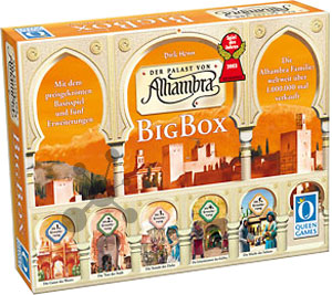 Alhambra - Big Box