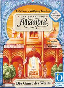 Alhambra - Die Gunst des Wesirs (1. Erweiterung)