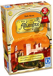 Alhambra - Goldedition