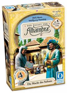 Alhambra - Die Macht des Sultans (5. Erweiterung)