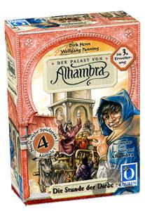 Alhambra - Die Stunde der Diebe (3. Erweiterung)