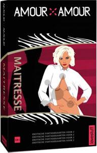 Das Erotische Fantasiekartenspiel - Maitresse