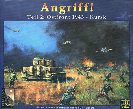 Angriff! Ostfront Teil 2 1943 - Kursk