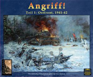 Angriff! Ostfront 1941-42 (deutsch)