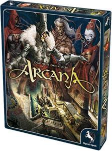Arcana (dt.)