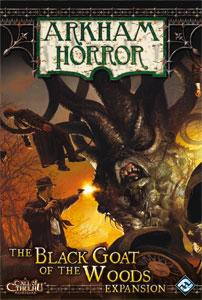 Arkham Horror - Black Goat of the Woods (engl.)