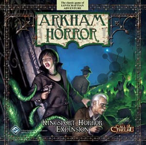 Arkham Horror - Kingsport Horror (dt.)