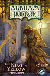 Arkham Horror - König in Gelb