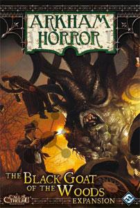 Arkham Horror - Schwarze Ziege der Wälder