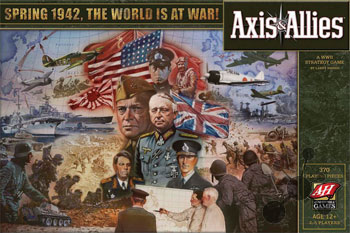 Axis & Allies 1942 (engl.)
