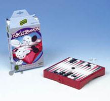 Backgammon - Reisespiel (Hasbro)