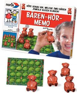 Bären hör Memo