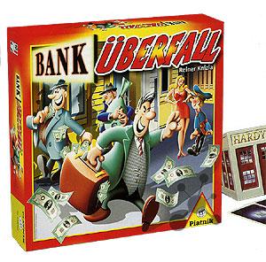Banküberfall Spiele