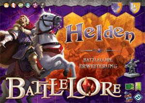 Battlelore - Helden Erweiterung