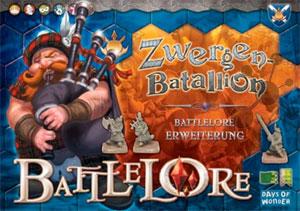 Battlelore - Zwergen-Batallion