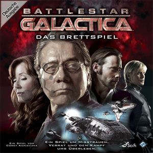 Battlestar Galactica - Das Brettspiel (dt.)