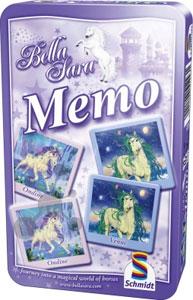 Bella Sara Memo Metalldose