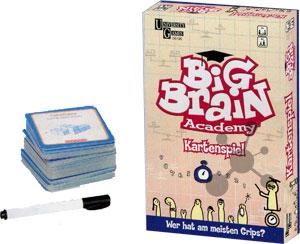 Big Brain Academy Kartenspiel