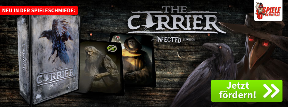 Jetzt in der Spieleschmiede: Infected The Carrier