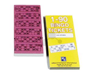 Longfield /Bingo Lotto Ersatzblöcke