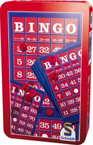 Bingo Metalldose (Schmidt)