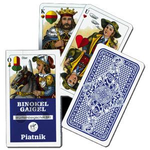 Spielregeln Binokel