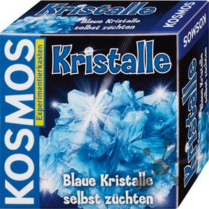 Blaue Kristalle selbst züchten (ExpK)