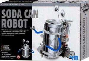 Blechdosenroboter
