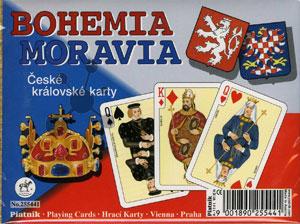 Bohemia Moravia Spielkarten