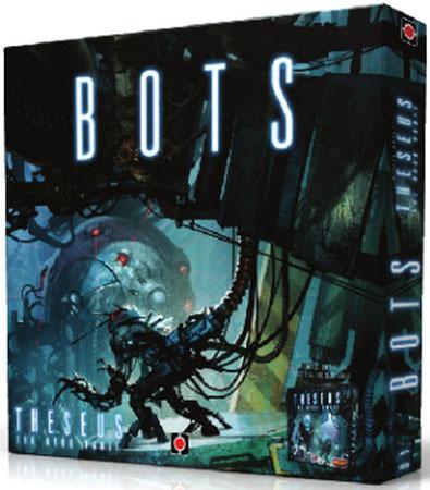 Theseus: Bots Erweiterung (engl.)