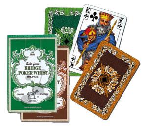 Bridge Poker Whist Spielkarten