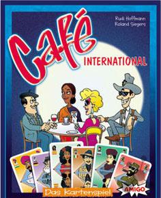 Cafe International - Kartenspiel