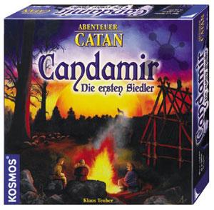 Candamir - Die ersten Siedler (deutsch)