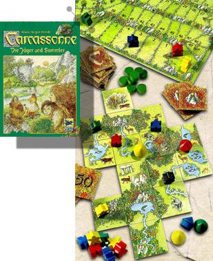 Carcassonne 2 - Die Jäger und Sammler