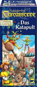 Carcassonne - Das Katapult (7. Erweiterung)