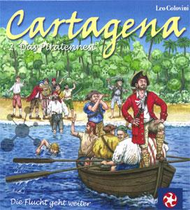 Cartagena 2 - Das Piratennest