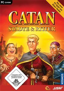 Catan - Städte und Ritter - PC-Spiel (CD-ROM)