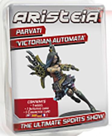 Aristeia! - Parvati Victorian Automata