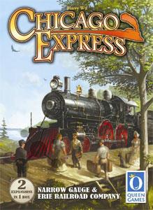 Chicago Express - Erweiterung