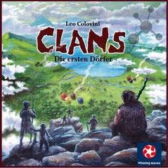 Clans - die ersten Dörfer