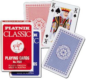 Classic Bridge Spielkarten