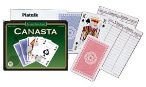 Classic Canasta Spielkarten