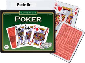 Classic Poker Spielkarten