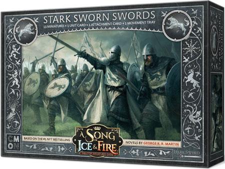 A Song of Ice & Fire: Stark Sworn Swords Erweiterung