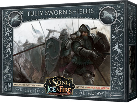A Song of Ice & Fire: Tully Sworn Shields Erweiterung