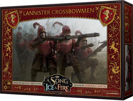 A Song of Ice & Fire - Lannister Crossbowmen Erweiterung