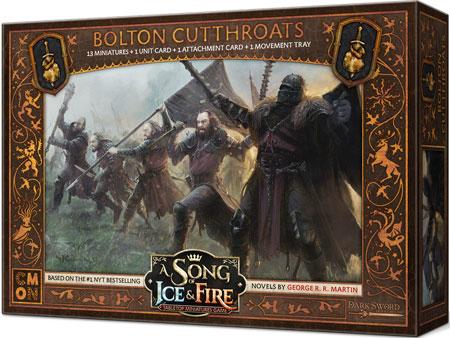 A Song of Ice & Fire - Bolton Cutthroats Erweiterung