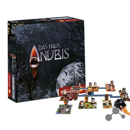 Das Haus Anubis Brettspiel