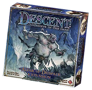 Descent - Journeys in the Dark - Altar of Despair (engl.)