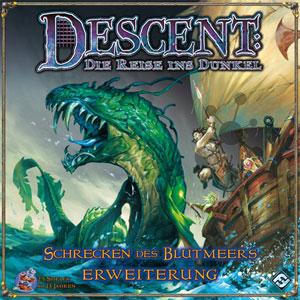Descent - Die Reise ins Dunkel - Schrecken des Blutmeers (dt.)